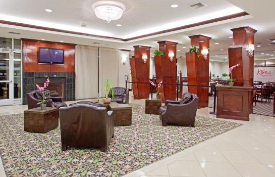 Lobby Holiday Inn & Suites COLLEGE STATION-AGGIELAND