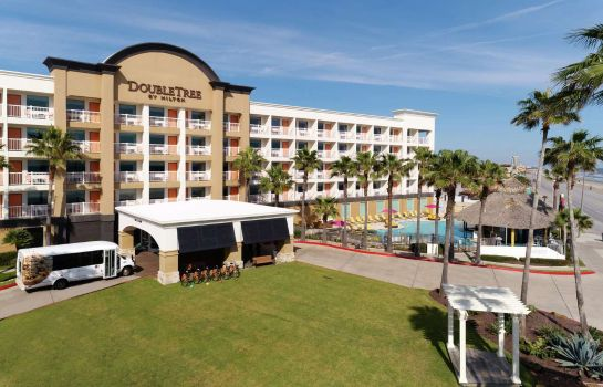 Vista exterior DoubleTree by Hilton Galveston Beach