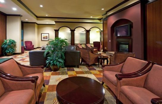 Hotelhalle Holiday Inn & Suites TALLAHASSEE CONFERENCE CTR N