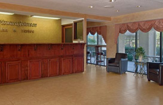 Außenansicht HOWARD JOHNSON INN SUITES JAX