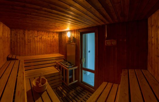 Sauna Best Western Congress