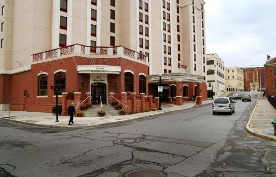Exterior view Hampton Inn - Suites Albany-Downtown