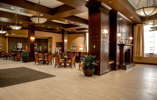 Lobby Hampton Inn - Suites Albany-Downtown