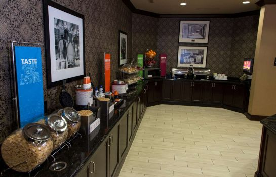 Restaurant Hampton Inn - Suites Albany-Downtown
