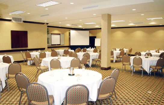 Conference room Hampton Inn - Suites Albany-Downtown