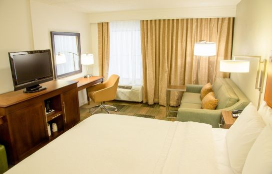 Zimmer Hampton Inn - Suites Albany-Downtown