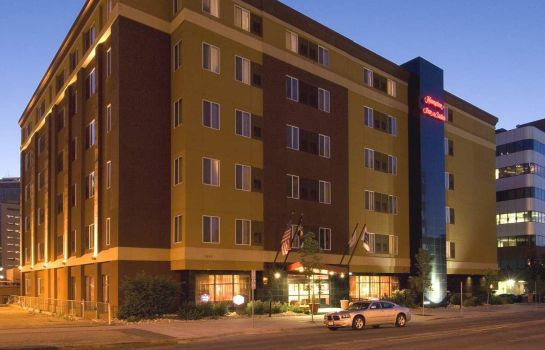 Außenansicht Hampton Inn - Suites Denver-Downtown