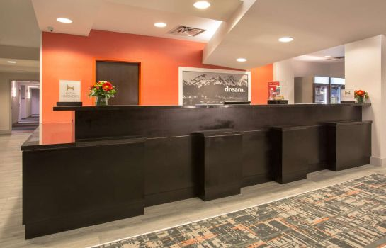 Hotelhalle Hampton Inn - Suites Denver-Downtown