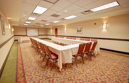 Conference room Hampton Inn - Suites Denver-Downtown