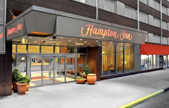 Außenansicht Hampton Inn Manhattan-Times Square North