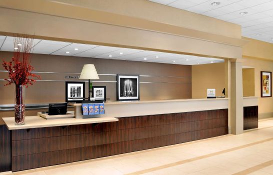 Hall Hampton Inn Manhattan-Times Square North