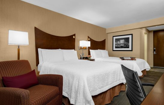 Zimmer Hampton Inn Manhattan-Times Square North