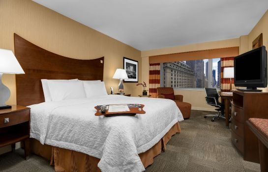 Chambre Hampton Inn Manhattan-Times Square North