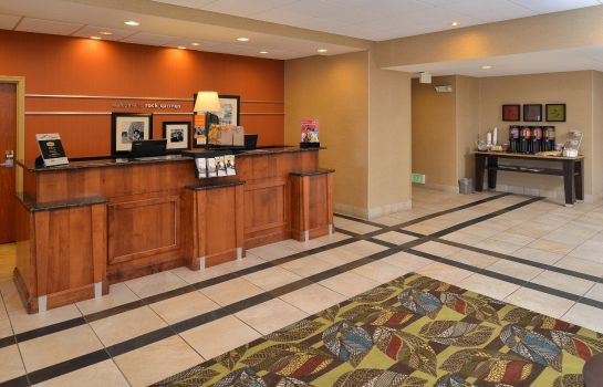 Hotelhalle Hampton Inn Rock Springs