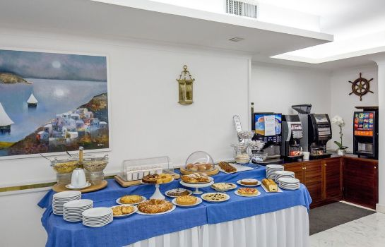 Breakfast room Hotel Il Faro