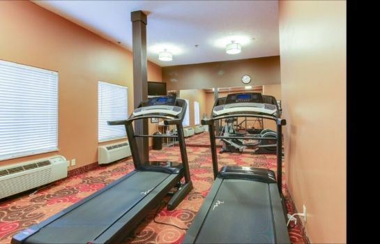 Sports facilities Brentwood Suites