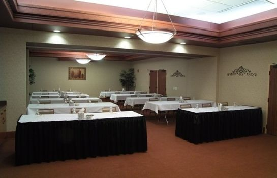 Conference room Copperleaf Boutique Hotel and