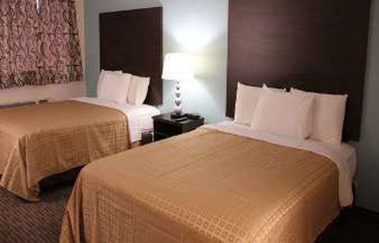 Chambre double (confort) Knights Inn Niagara Falls Near IAG Airport