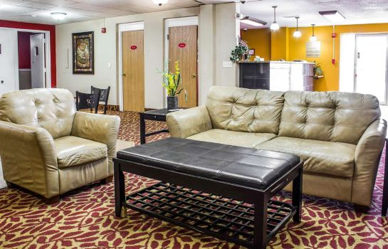 Hol hotelowy Econo Lodge  Inn & Suites