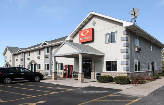 Außenansicht Econo Lodge Inn and Suites Canandaigua