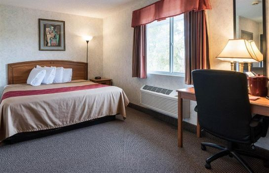 Pokój Econo Lodge Inn and Suites Canandaigua