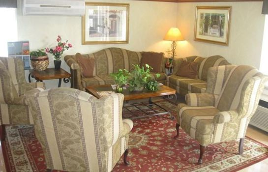 Hotelhalle Scottish Inns and Suites Allentown