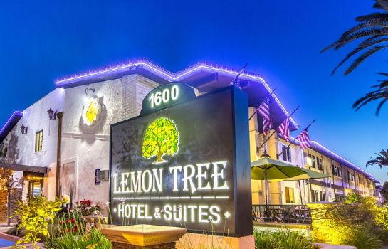 Vista esterna Lemon Tree Hotel & Suites Anaheim