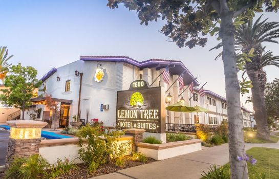 Exterior view Lemon Tree Hotel & Suites Anaheim