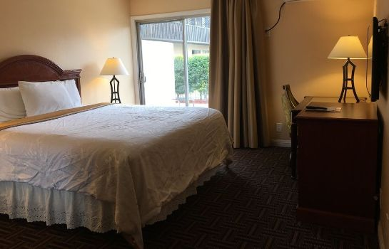 Standardzimmer Lemon Tree Hotel & Suites Anaheim