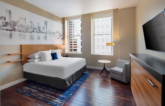 Zimmer Hotel Indigo BALTIMORE DOWNTOWN