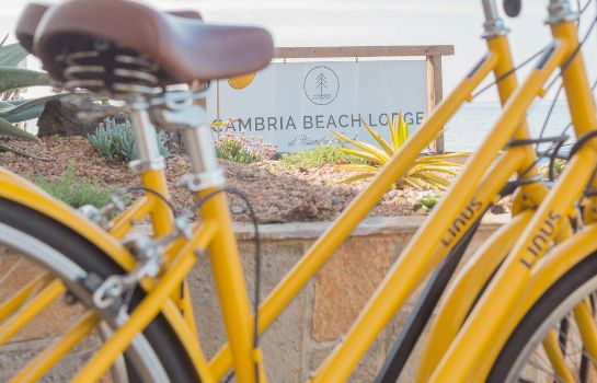 Installations sportives Cambria Beach Lodge