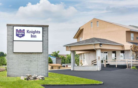 Exterior view KNIGHTS INN LANCASTER PA