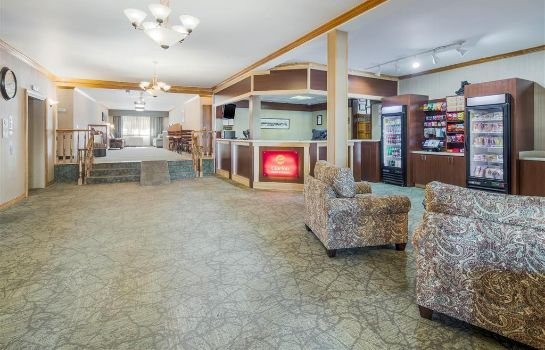 Hotelhal Clarion Hotel and Suites Fairbanks near