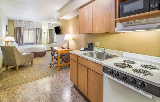 Kamers Clarion Hotel and Suites Fairbanks near