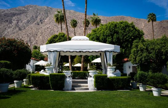 Buitenaanzicht AVALON HOTEL PALM SPRINGS