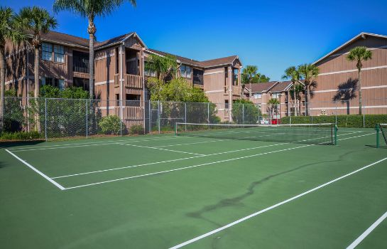 Tennis court Polynesian Isles by Diamond Resorts