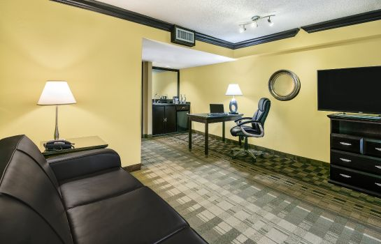 Kamers Crowne Plaza Suites HOUSTON - NEAR SUGAR LAND