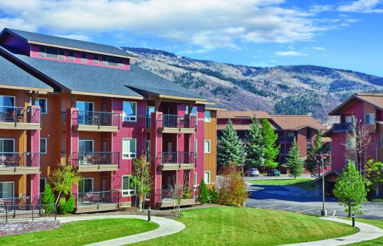 Exterior view WYNDHAMVR STEAMBOAT SPRINGS