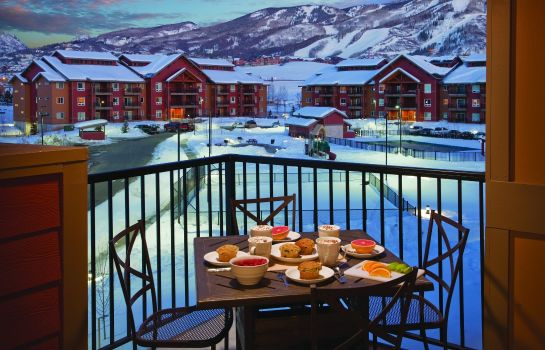 Chambre WyndhamVR Steamboat Springs