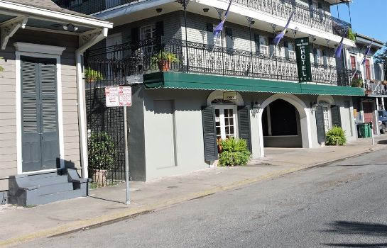 Buitenaanzicht French Quarter Suites Hotel