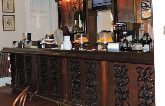 Ontbijtzaal French Quarter Suites Hotel