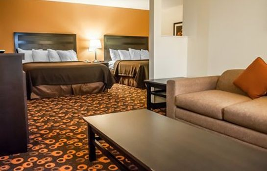 Suite Econo Lodge Inn & Suites Santa Fe