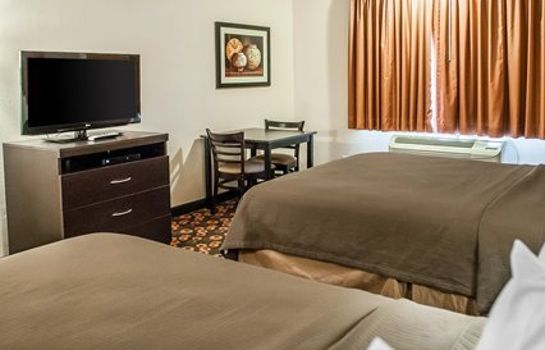 Room Econo Lodge Inn & Suites Santa Fe