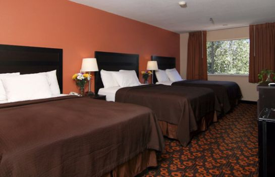 Zimmer Econo Lodge Inn & Suites Santa Fe