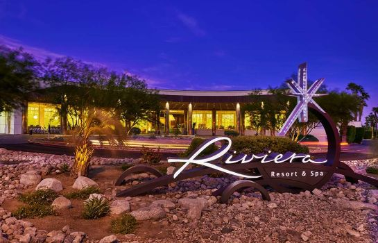 Vista exterior The Riviera Palm Springs a Tribute Portfolio Resort