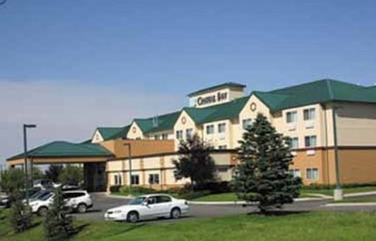 Außenansicht Crystal Inn Hotel And Suites Great Falls