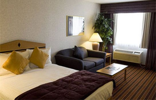 Chambre CRYSTAL INN HOTEL AND SUITES LOGAN