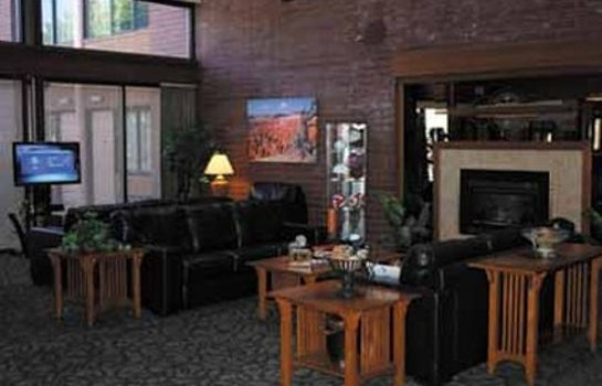 Hotelhalle CRYSTAL INN HOTEL AND SUITES CEDAR CITY