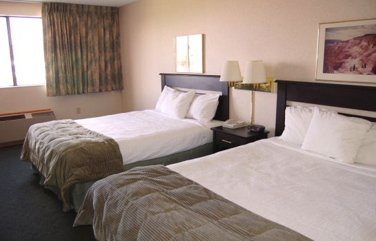 Zimmer CRYSTAL INN HOTEL AND SUITES CEDAR CITY