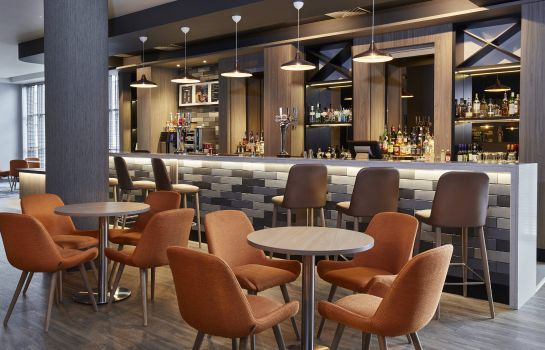 Hotel bar Jurys Inn Nottingham